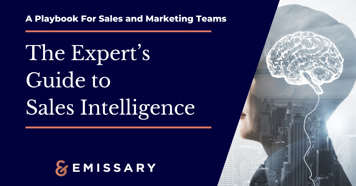 The Expert's Guide to Business Intelligence Sales Solutions