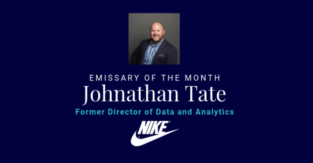 Johnathan Tate advice for salespeople